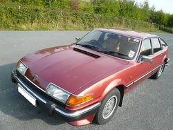 1980s Rover SD1 saloon