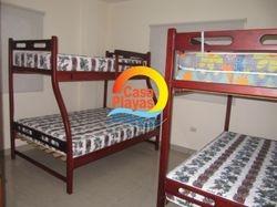 Dormitorio 3 para 5 personas con baño compartido