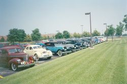 The Graham meet in Fort Wayne 1993