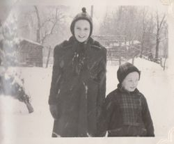 Daughters of John and Verna Garner