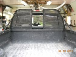 Back rack