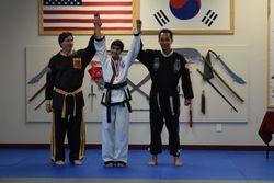 Aditya wins Bronze at State