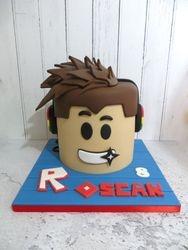 Oscar's 8th Birthday Cake