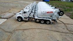 miles sand 1/50th