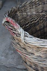 #29/092 FRENCH VANDAGE BASKET DETAIL