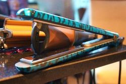 A pair of very funky straightners by Diva Styling Tools