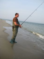 fishing the south shore