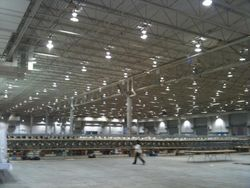 62,000 Sq ft of showroom at Crossroads!