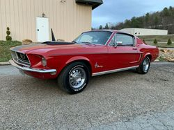 79. 68 Ford Mustang Fastback