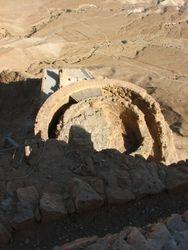 On Top of Masada 2