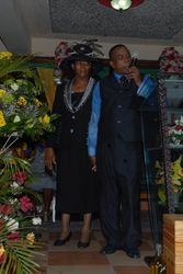 Bishop & First Lady Cooper