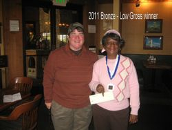 Bronze Flight Low Gross- Connie Patterson