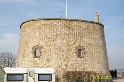 Felixstowe - Martello Tower
