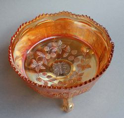 Butterfly and Berry, master bowl