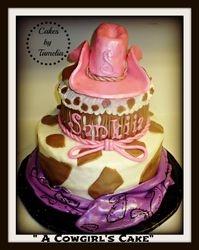 Cowgirls Cake