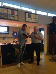 Matt James - Supporters Player of the Year