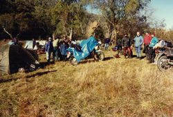 1996 Northern NSW and Qld contingents