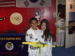 Alex & Destinie