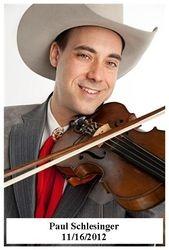 Paul Schlesinger, 11/16/2012