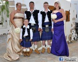 Gary, Karen and their children