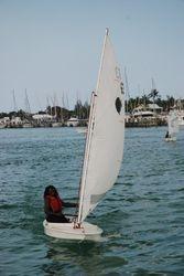 Sailing regatta in Marsh Harbour