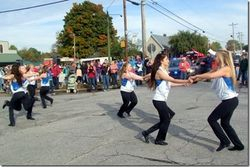 Indian Creek Dance Team