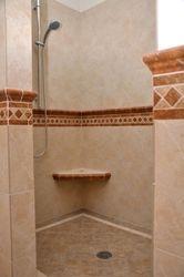 Porcelain Shower Floor