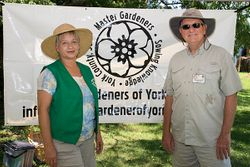 PAR Garden with the Master Gardeners of York County