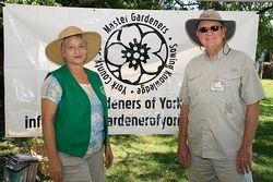PAR Garden with the Master Gardeners of York County
