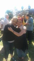 Amanda Buckey Taylor & Wendy Barratt