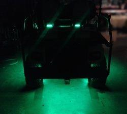 Green Machine Golf Cart