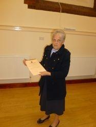 Grade 1 - Pauline Bowden