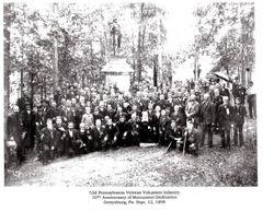 September 12, 1899 in Gettysburg