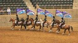 2014 Silverton OHSET State Champion Freestyle Drill