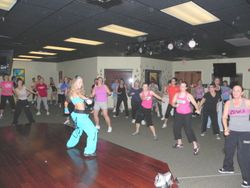 Zumba in Gulf Breeze at Life Community Center