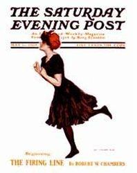 1908 SATURDAY EVENING POST