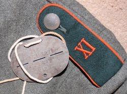 Wehrmacht Recruiter ,Wehrkreis XI: