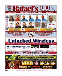 RAFAEL'S BARBERSHOP / UNLOCKED WIRELESS / RUMBA 609 RADIO