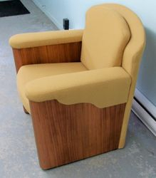 Fauteuil exclusif