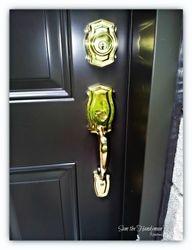 Door Handle troubleshooting