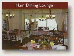 Main Dining Lounge