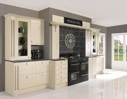 COLONIAL PENDLE CREAM SHAKER KITCHEN