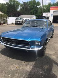 11. 67 Mustang