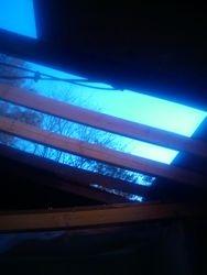 Replacing plywood