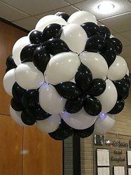 Soccer Balloon Sculpture
