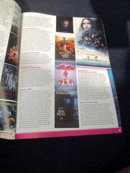 Page of The Top 100 Sci-Fi Films of All Time (and Space) with My Mini-Review of Star Trek II: The Wrath of Khan in Starburst Magazine #473: The Top 100 Sci-Fi Films of All Time (and Space) Collectors? Edition