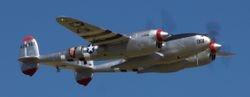 Todd's P-38
