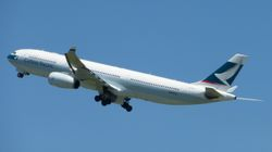 Cathay Pacific Airbus A330-300 B-HLS