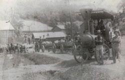 Stone's Steam Engine
