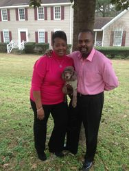 Pastors Terry and Cynthia Dunnings